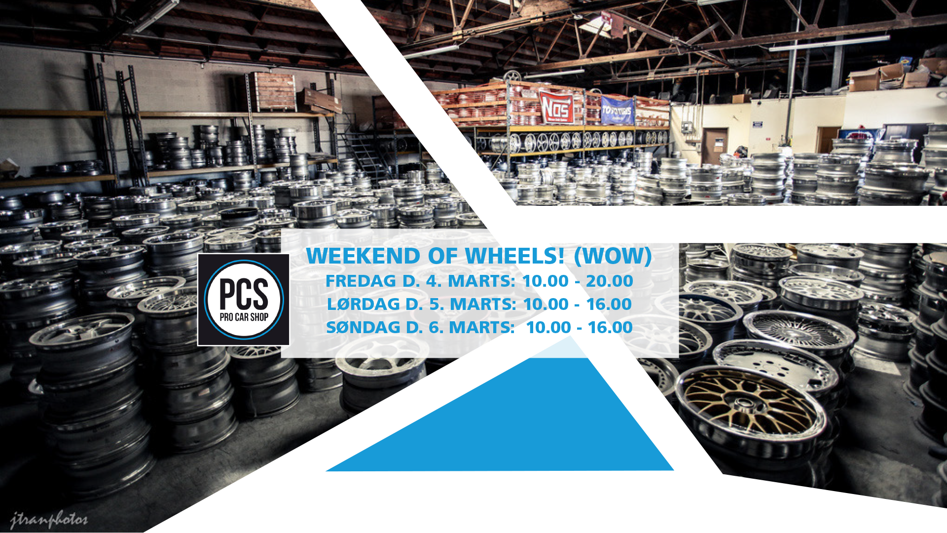 c972f8779 Pro Car Shop inviterer til Weekend of Wheels - Boosted Magazine ...