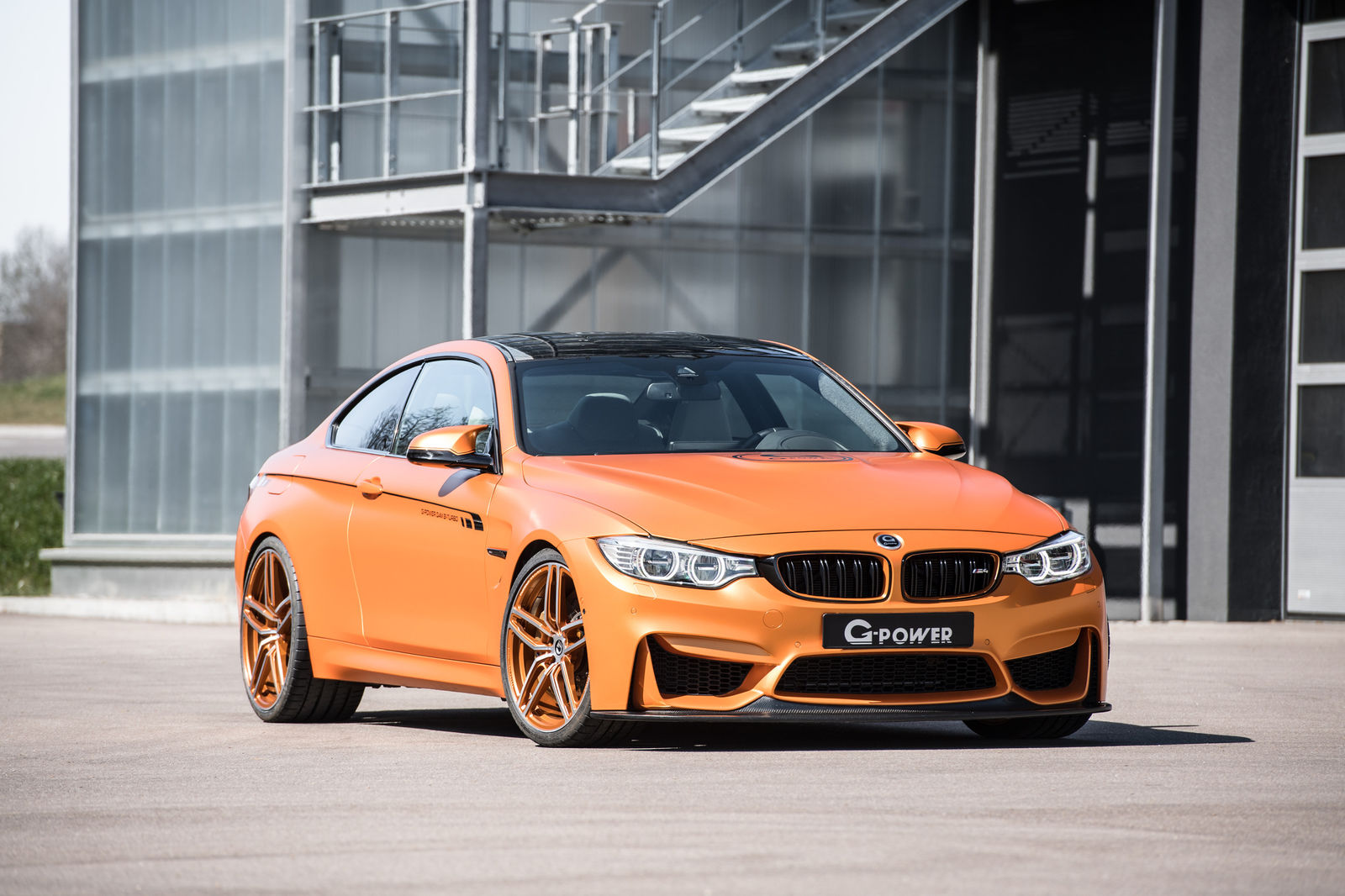 G-Power BMW M4 670 hp -1
