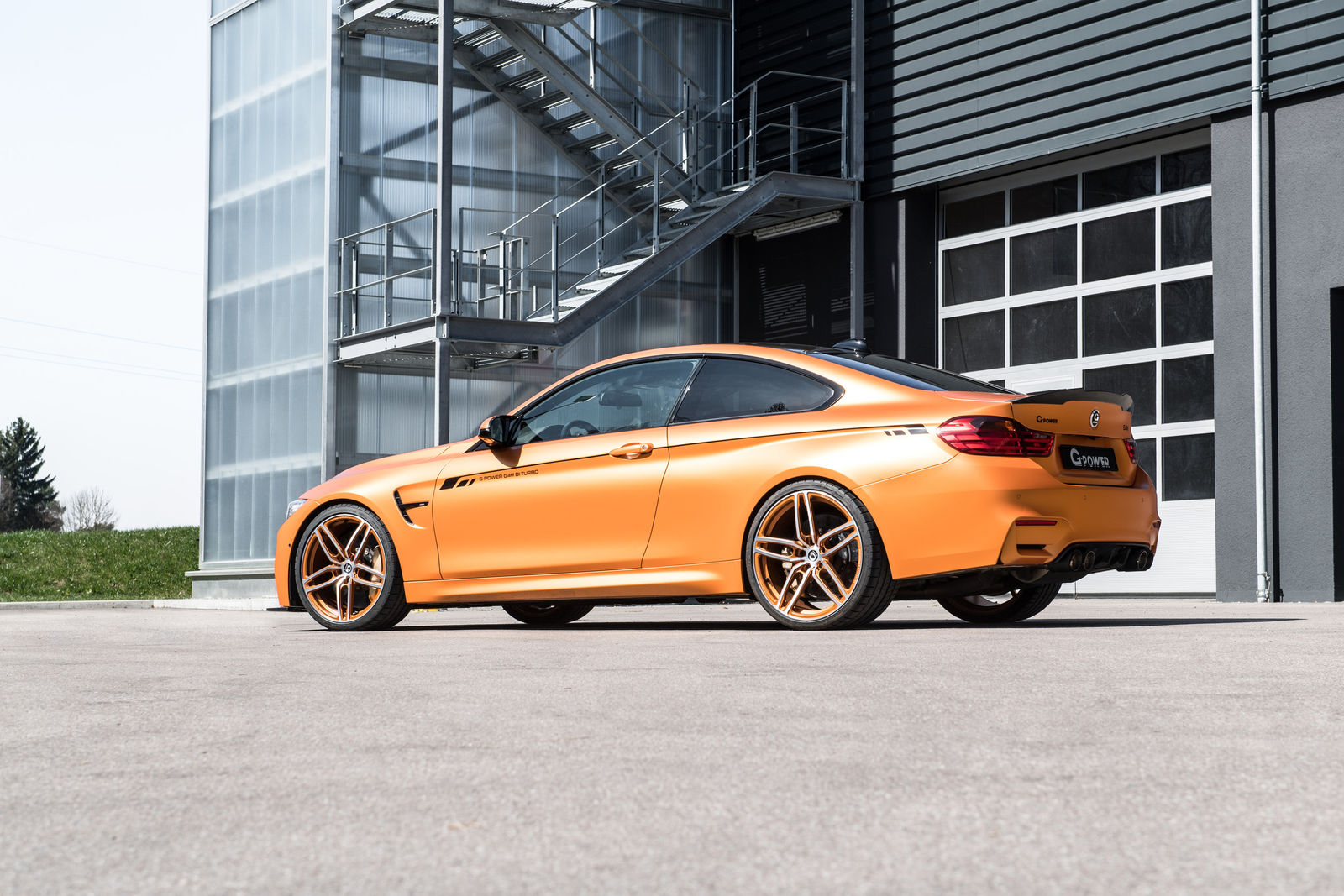 G-Power BMW M4 670 hp -2