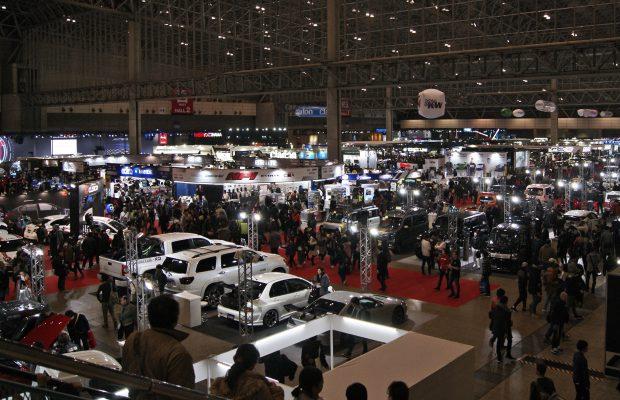 Tokyo Auto Salon 2019 Boosted.dk