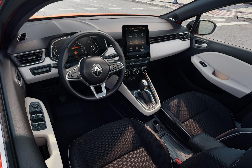 Ny Renault Clio