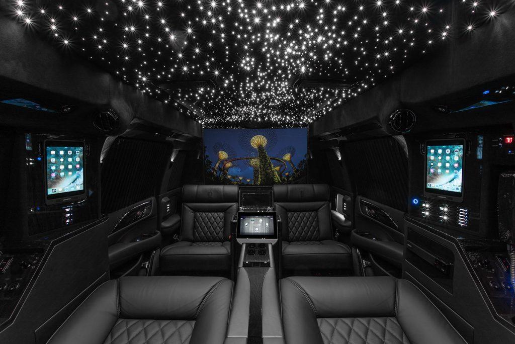 "Lexani Motorcars 30"" Extended Cadillac Escalade Viceroy Edition"