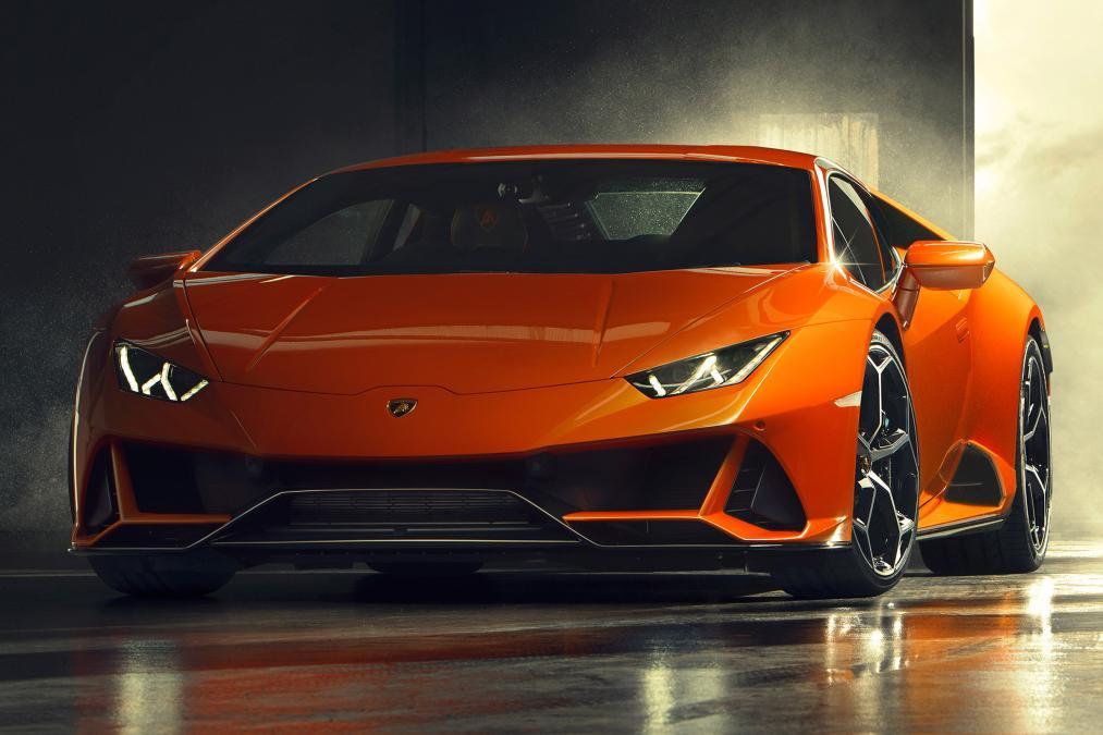 Lamborghini Huracan EVO Boosted