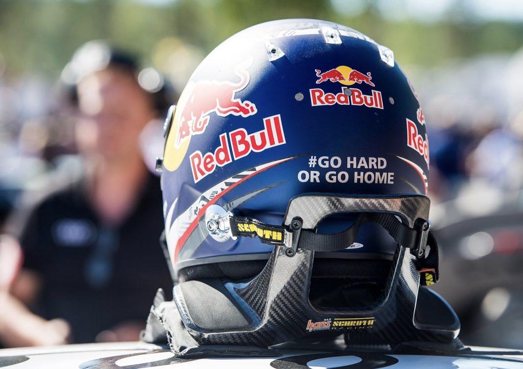 HANS Red Bull