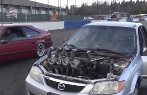 Quad turbo Mazda Boosted