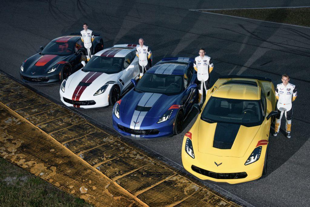Jan Magnussen Corvette Grand Sport