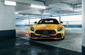 Fostla Mercedes AMG GT R