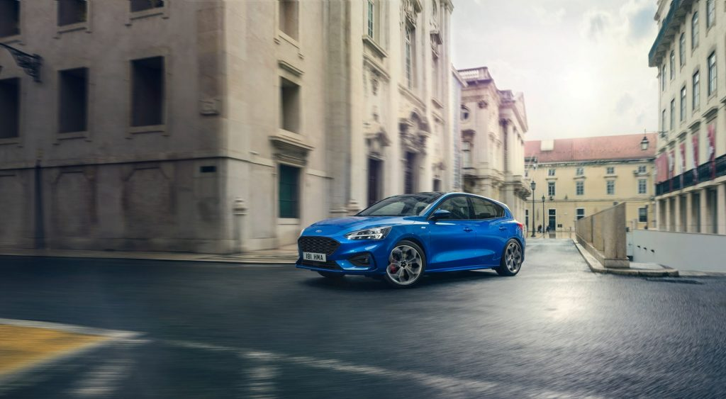 Ford Focus ST Line Årets Bil i Danmark 2019
