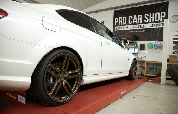 Weekend of Wheels hos Pro Car Shop