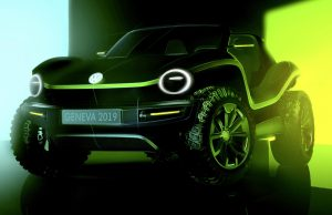 VW I.D. Buggy Geneve