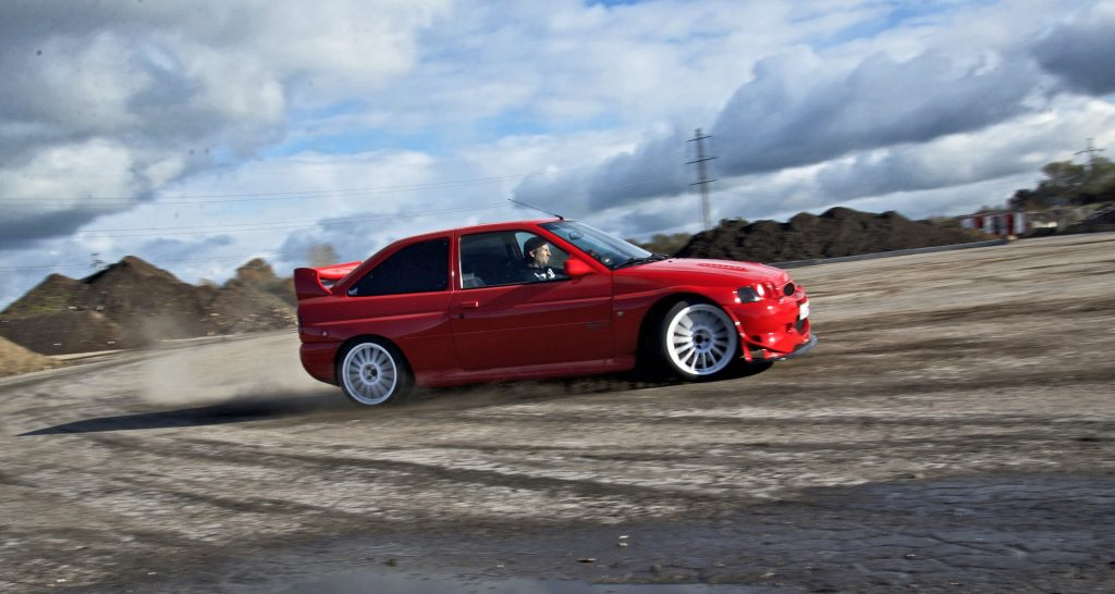 Ford Escort Cossie MG Boosted
