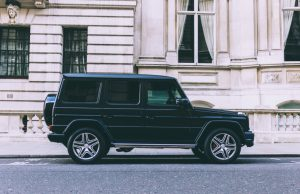 Mercedes G-klasse Boosted