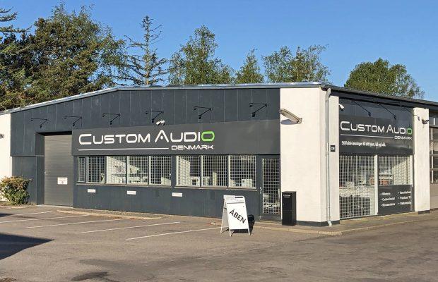 Custom Audio Denmark Holbæk og Hillerød