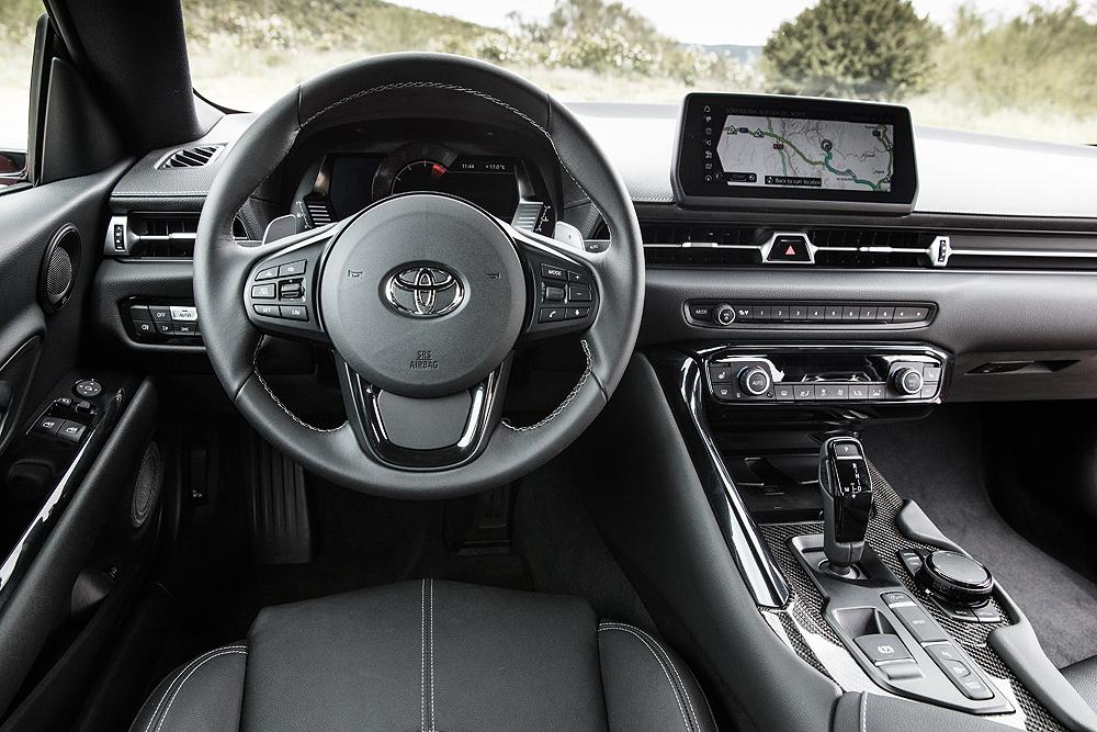 Det koster den nye Toyota Supra
