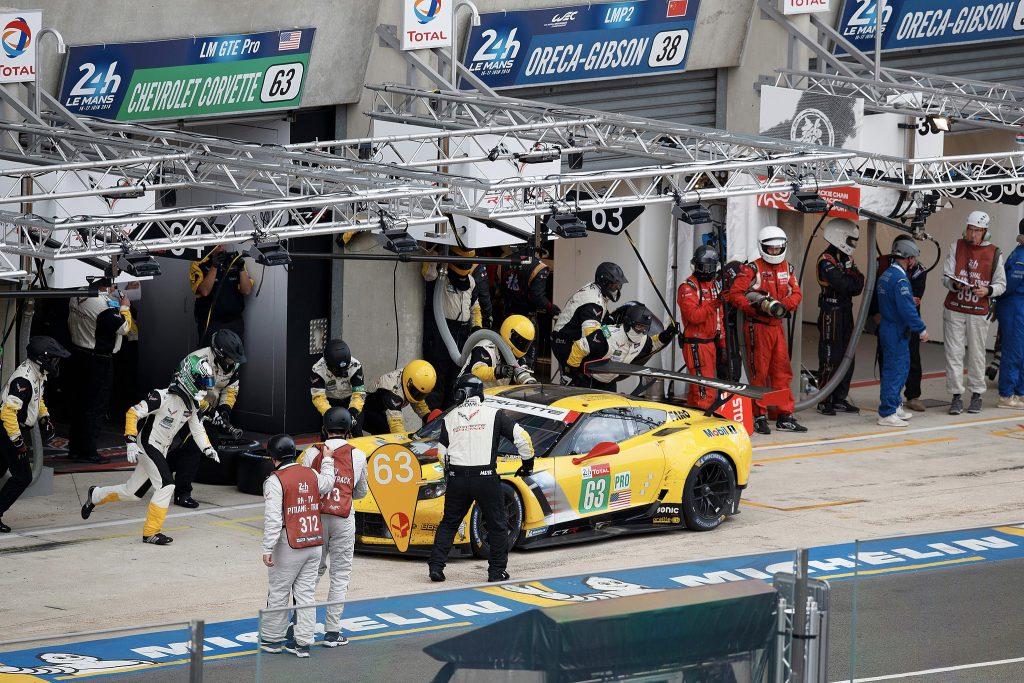 Jan Magnussen til Le Mans
