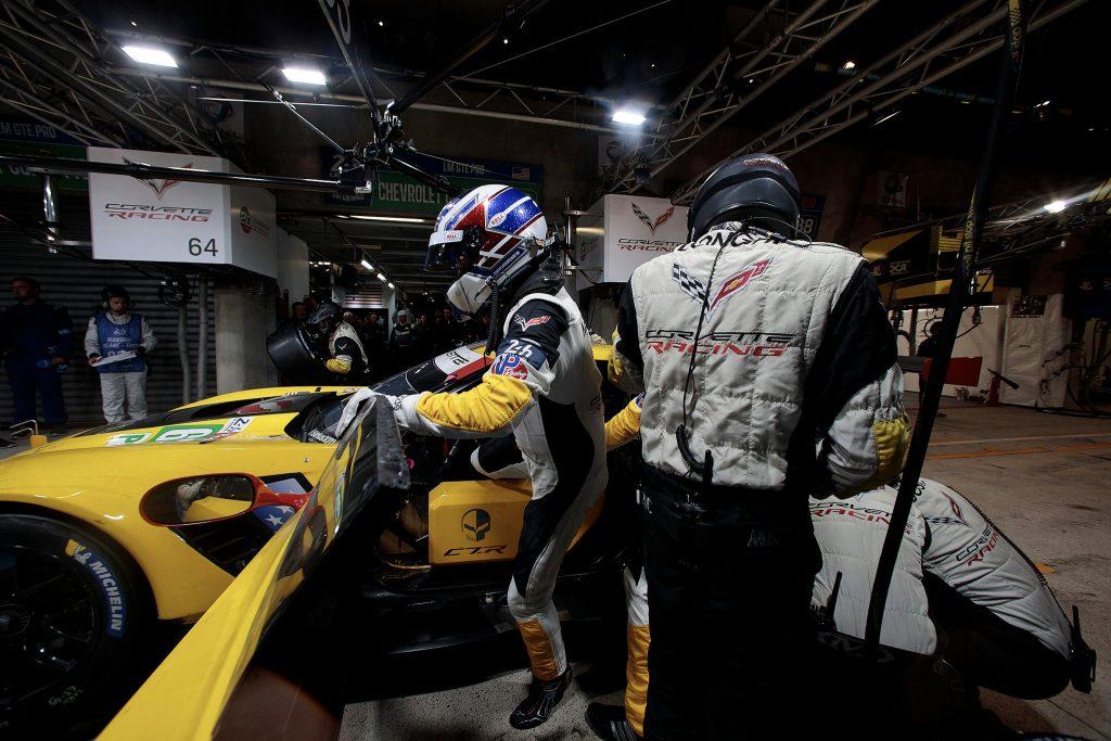 Jan Magnussen skuffede til Le Mans