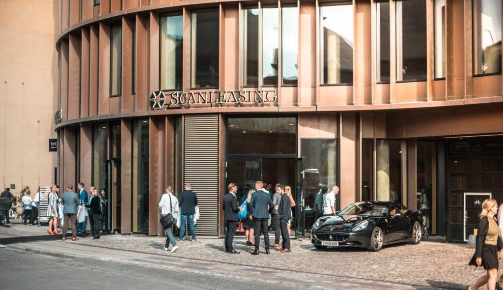 Scanleasing ved Tivoli i København