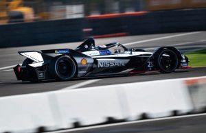 Boosted med Nissan til Formel E i Berlin