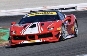 Formula Racing til Le Mans