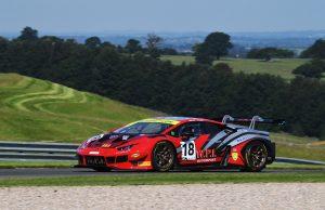 Dennis Lind Lamborghini