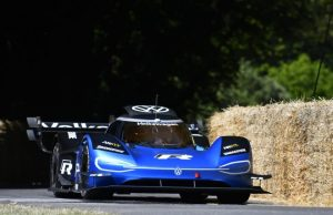 Volkswagen ID.R Goodwood rekord