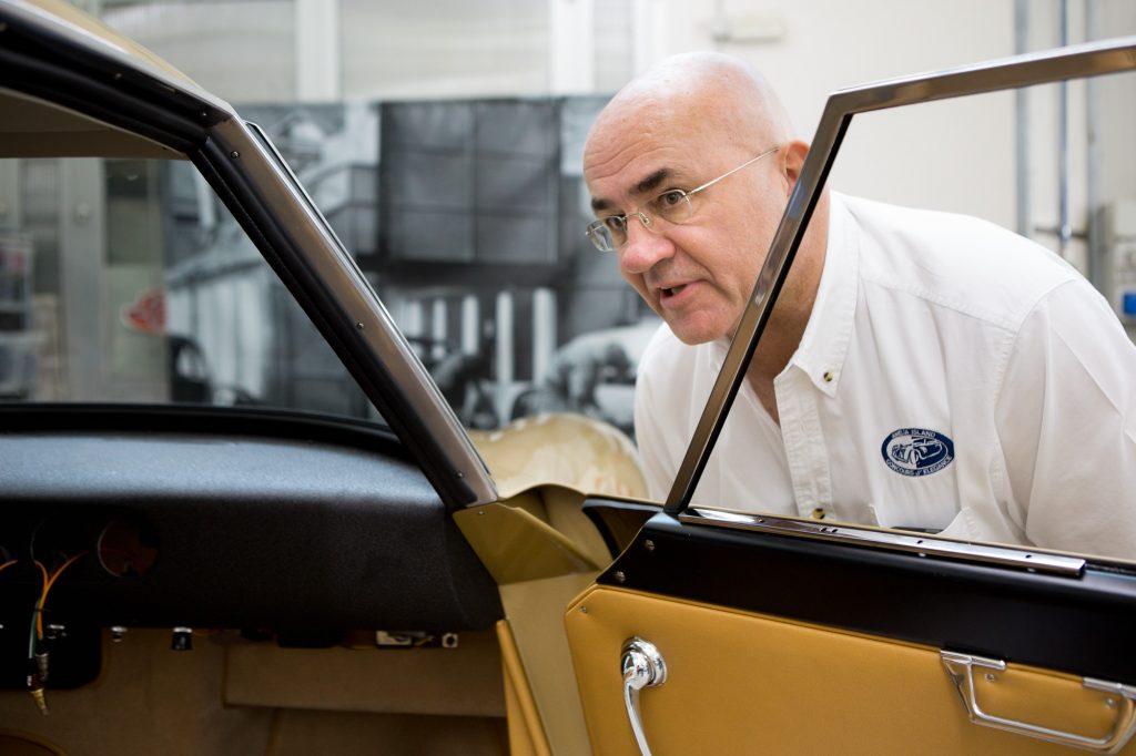 Inspektion af Ferrari, Marcel Massini