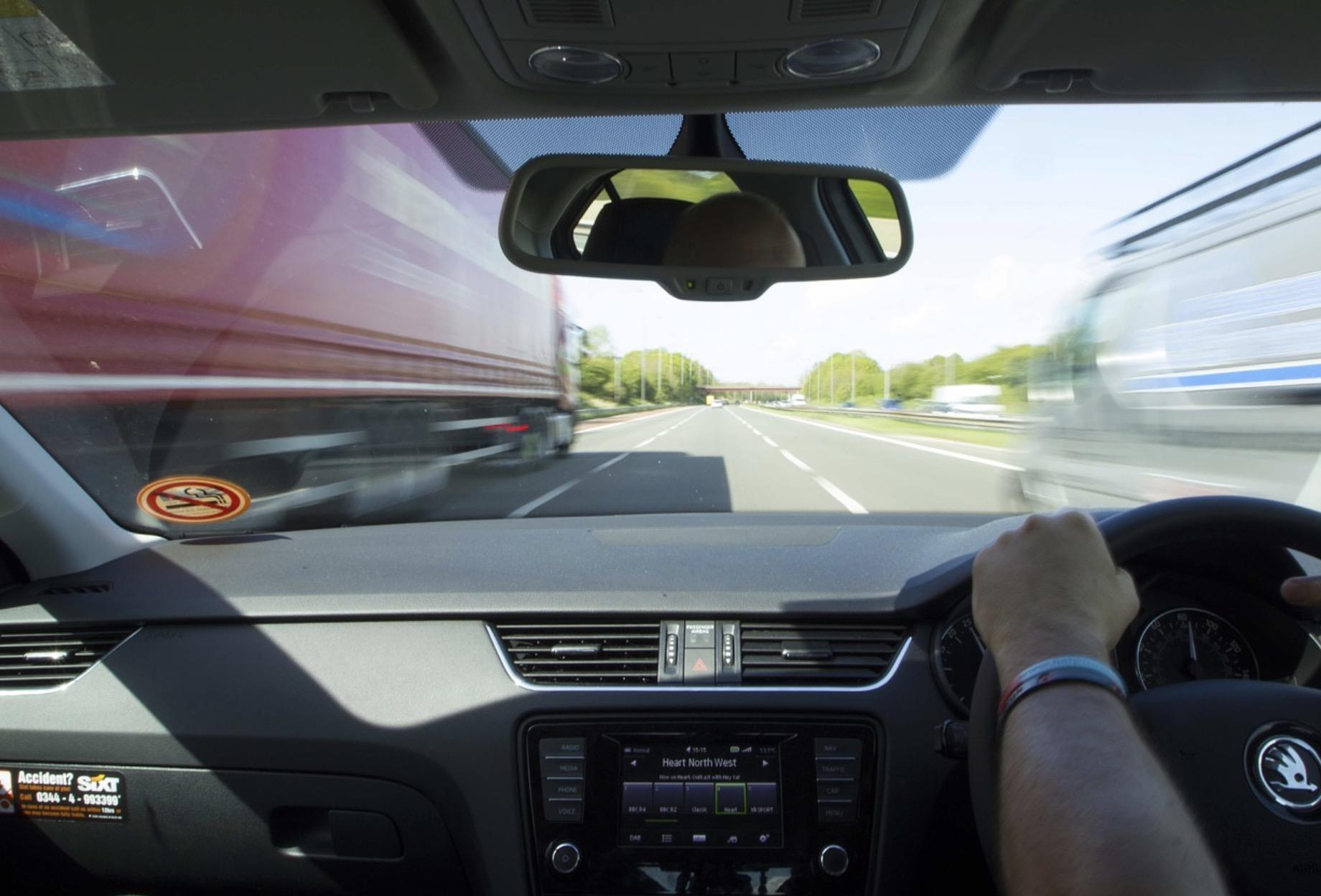 Autobahn hastighed