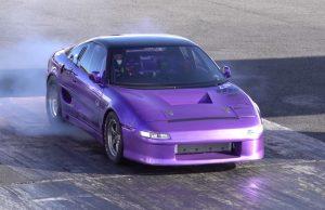 Verdens hurtigste Toyota MR2