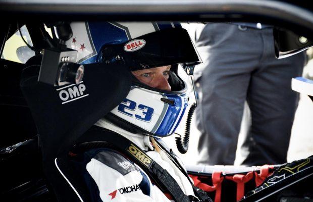 Jan Magnussen i TCR