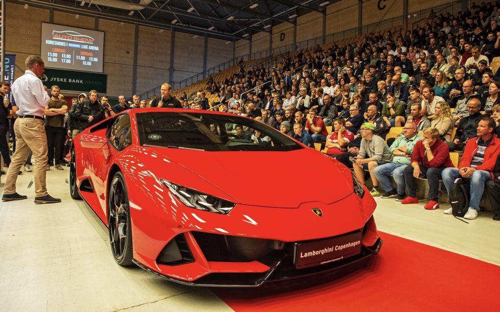 Auto Show kårer Årets GTI i Danmark