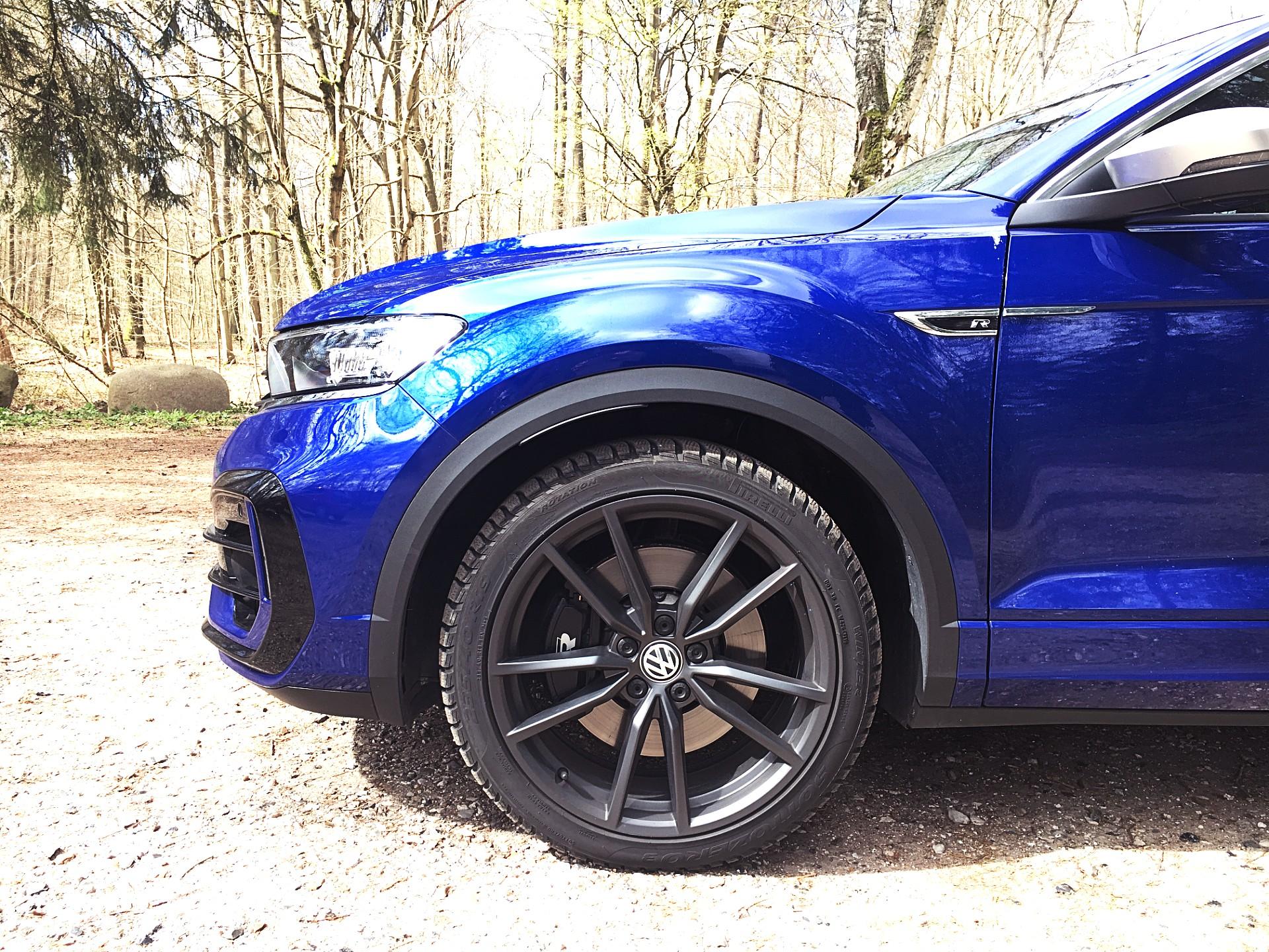 VW T-Roc R fælge