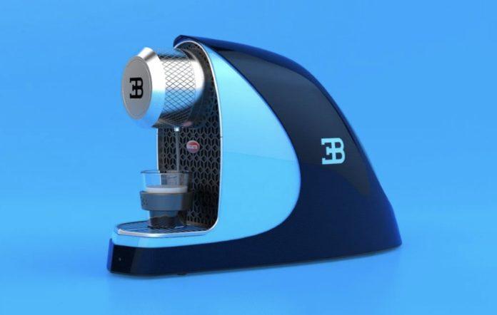 Bugatti kaffemaskine