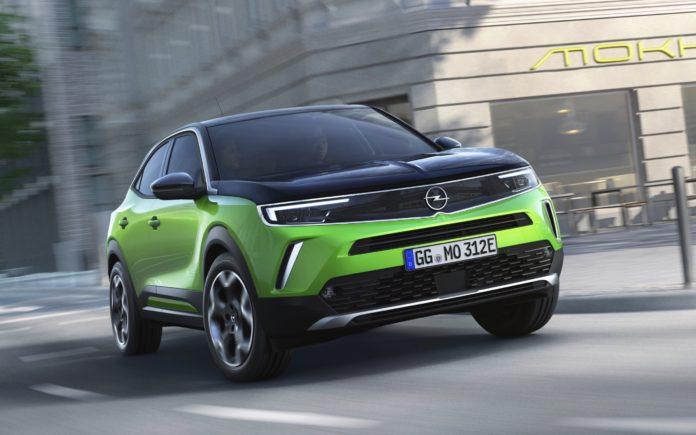 Ny Opel Mokka