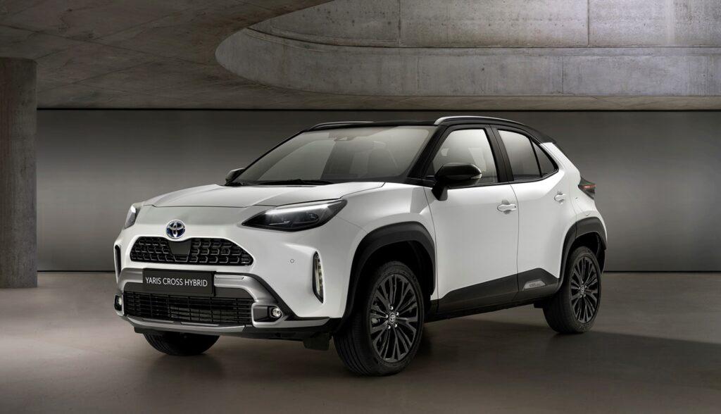 Vind den nye Toyota Yaris Cross Hybrid