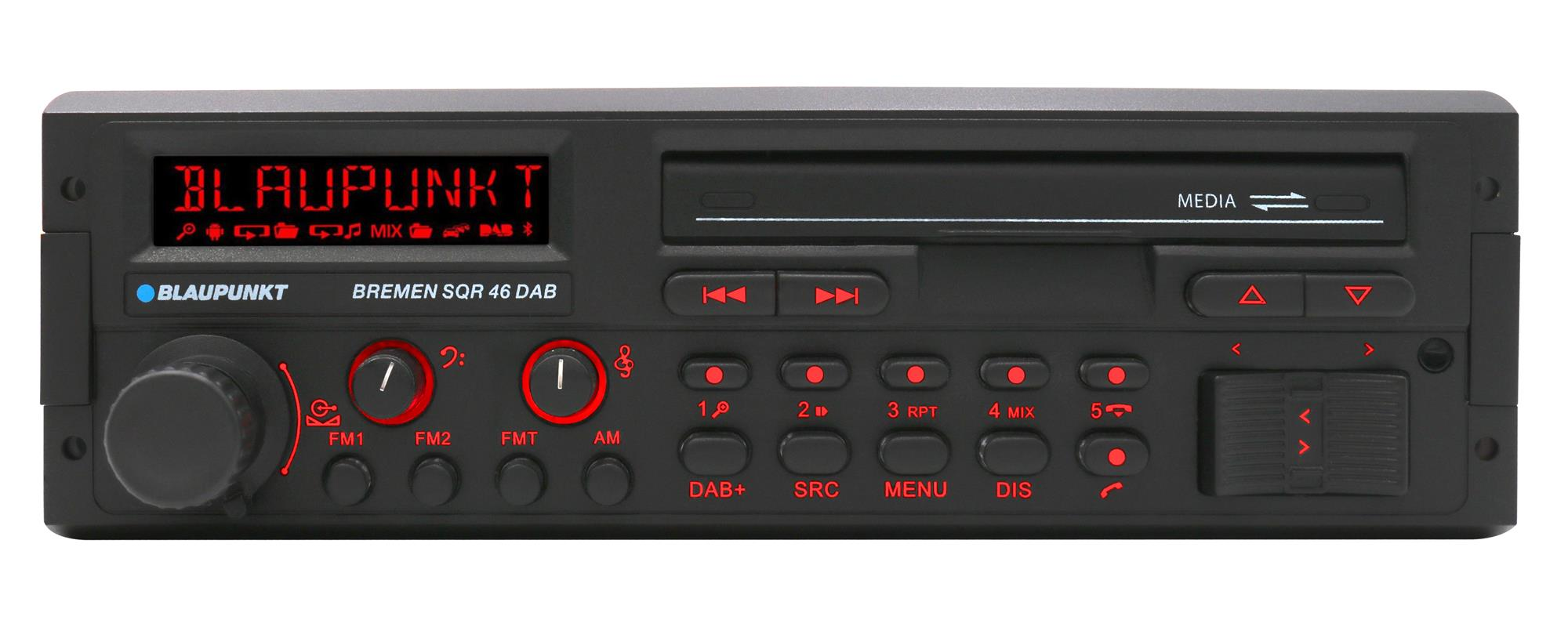 Blaupunkt Bremen SQR 46 DAB Retro radio