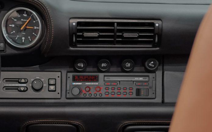 Blaupunkt retro-radio fra Custom Audio Denmark