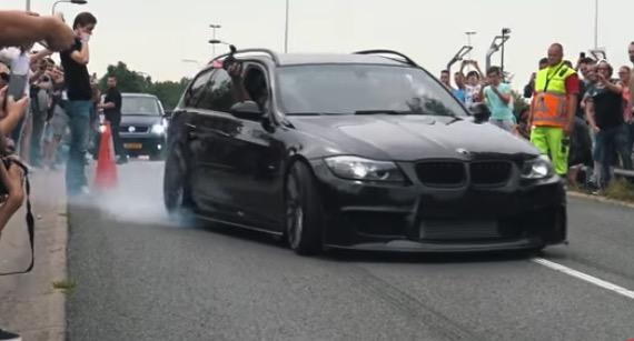 Tunet BMW