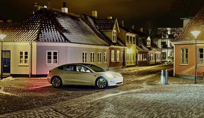 Tesla på Fyn