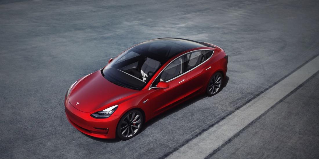 Tesla i Danmark