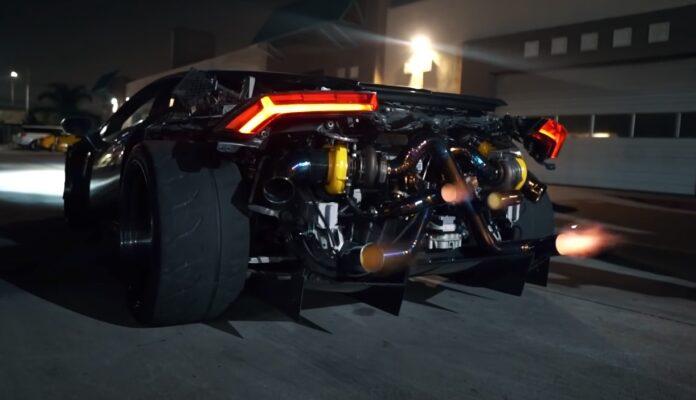 Lamborghini twinturbo