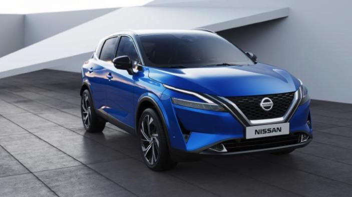 Ny Nissan Qashqai