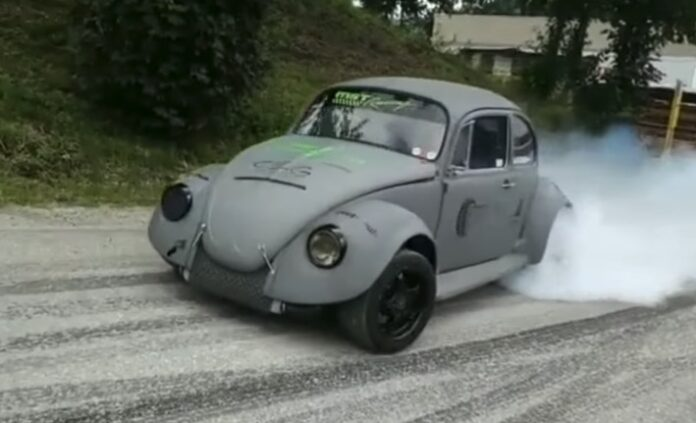 VW Boble tuning