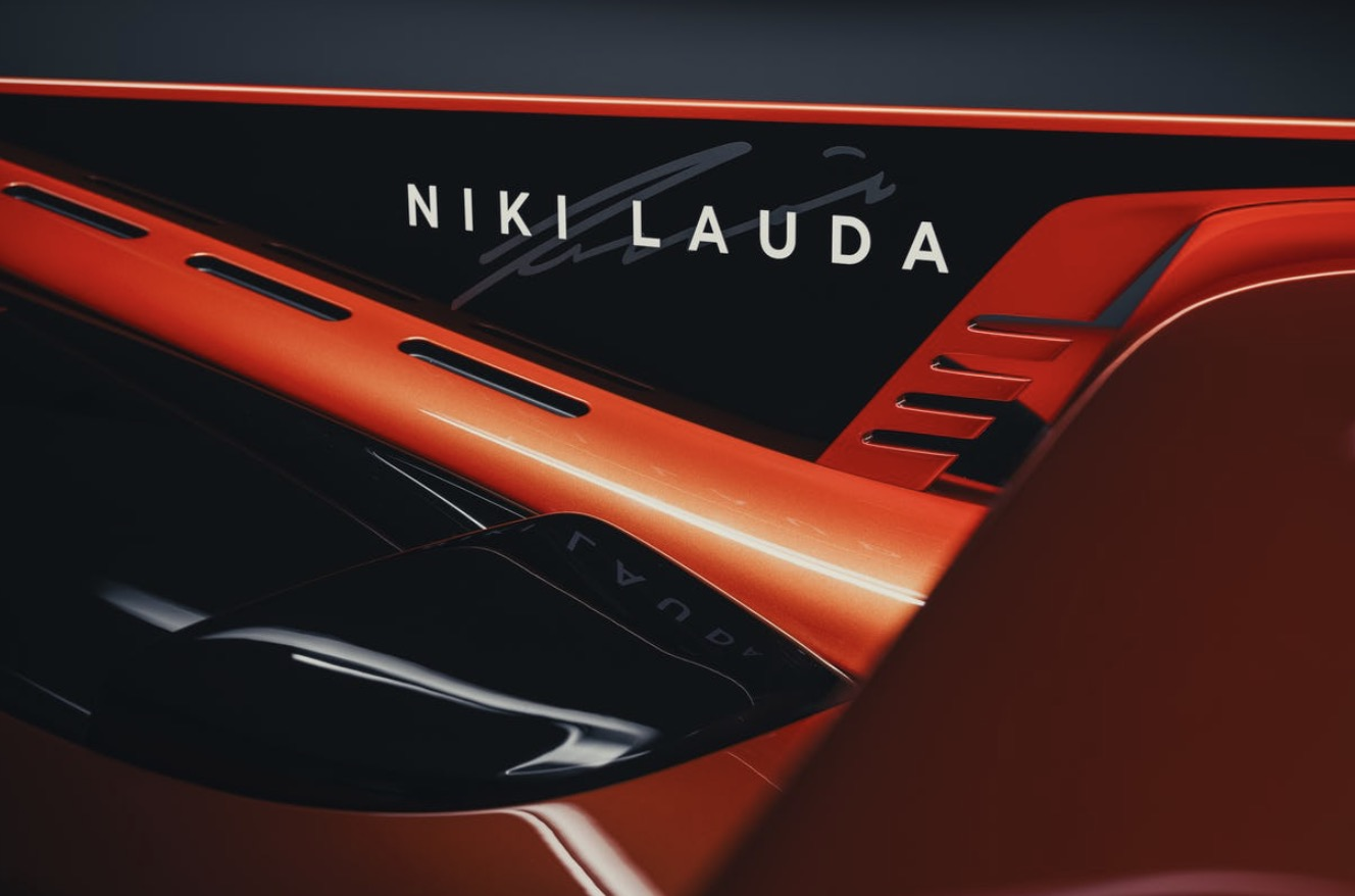 Gordon Murray Automotive T50s Niki Lauda