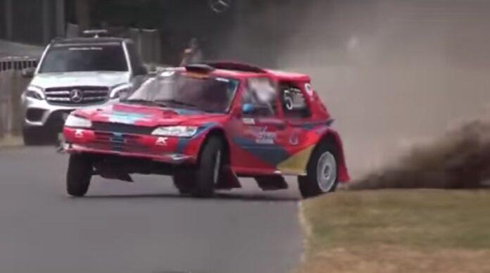 Peugeot 205 20B