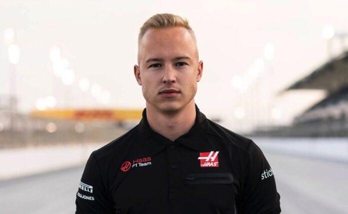 Foto: James Gasperotti, Haas F1