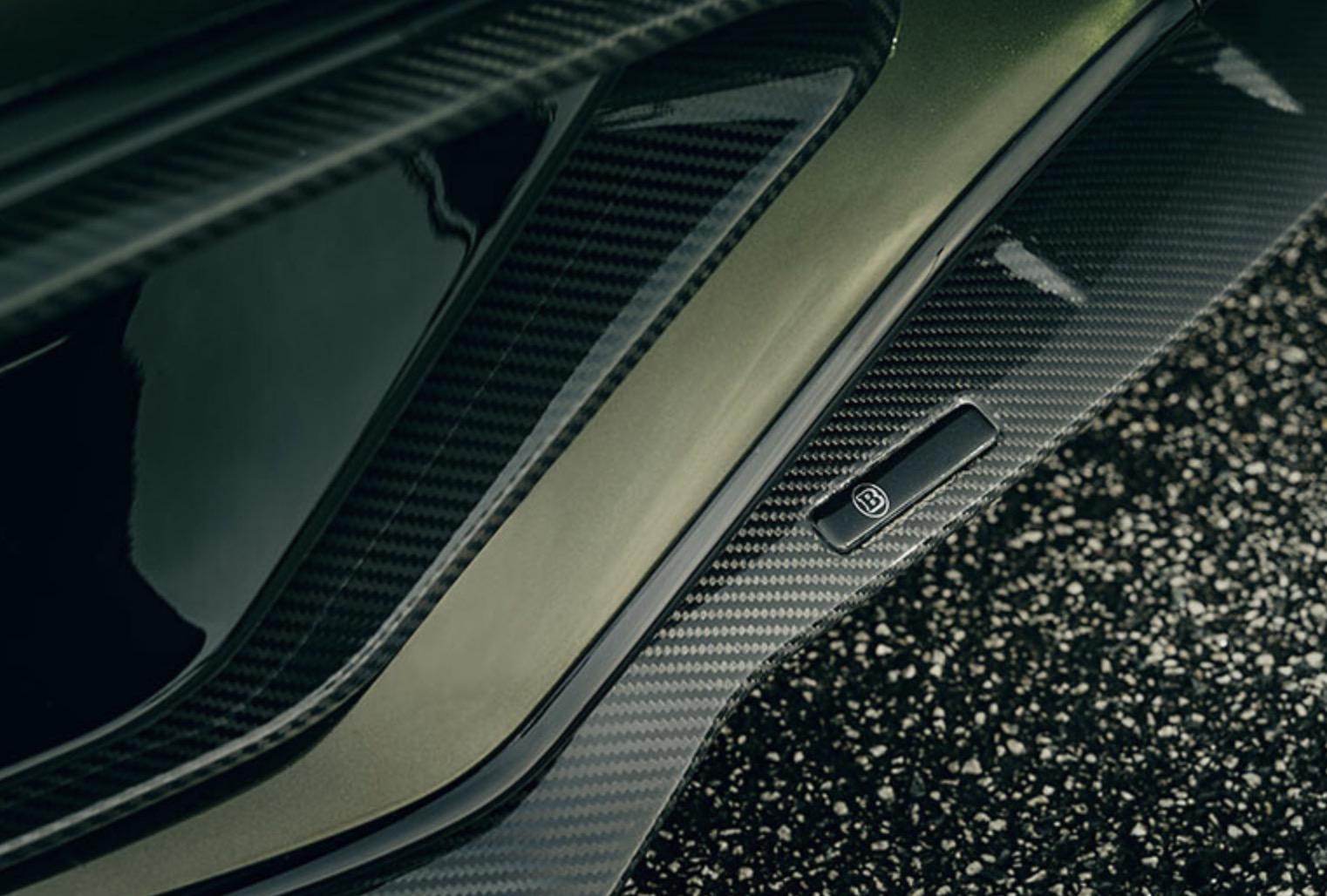 Fostla Brabus S63 Cabriolet