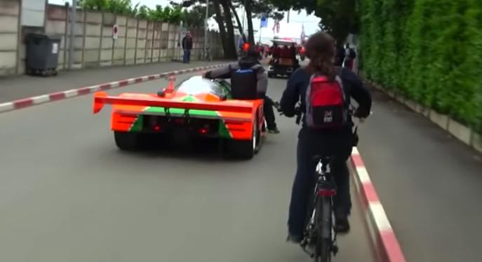 Cykler efter Mazda 787B