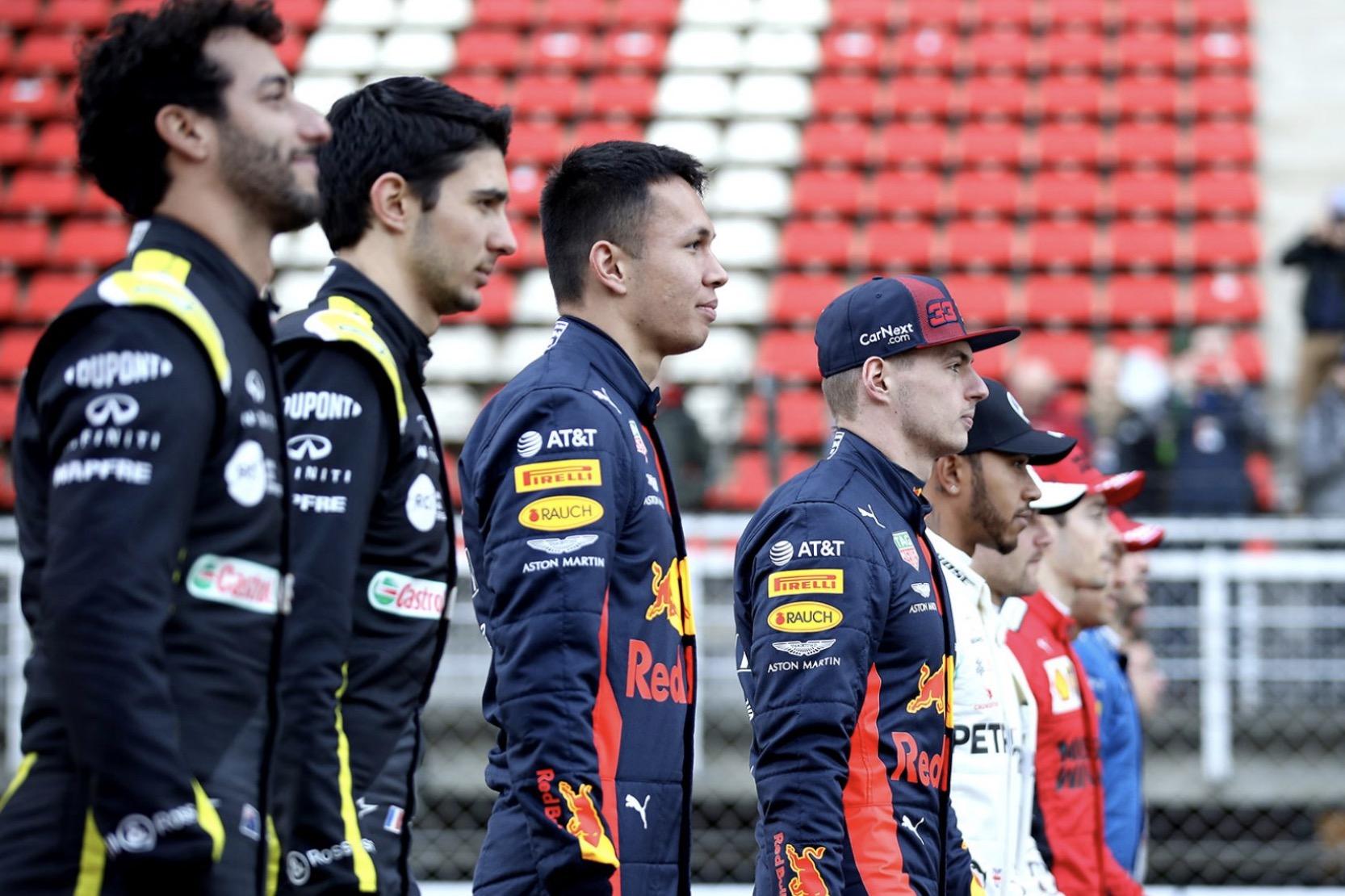 Rejse til Formel 1