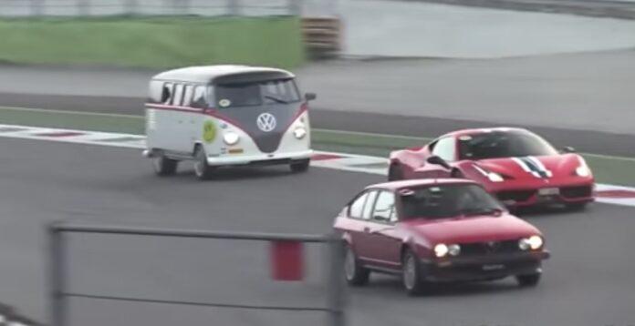 Hurtigt VW Rugbrød