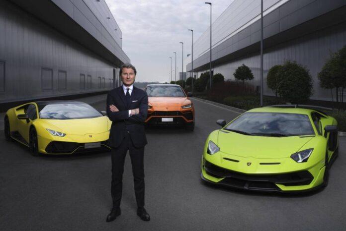 Foto: Lamborghini / PR
